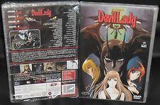 DVD ANIME/MANGA HORROR GO NAGAI-DEVIL LADY 1 devilman,devilady,devil,mao dante,x