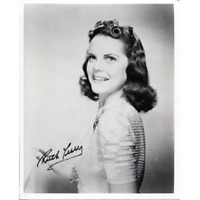 Ruth Terry Autographed / Signed 8x10 Photo