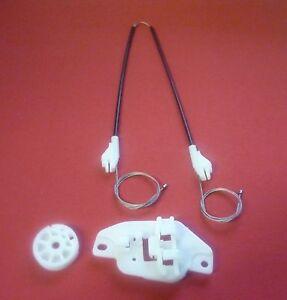 Per Hyundai Accent Kit Riparazione Regolatore Finestrino/Anteriore Sinistro
