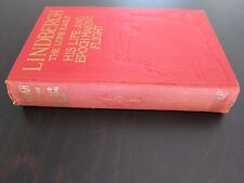 Lindbergh, the Lone Eagle, His Life and Achievements; Fife; 1930