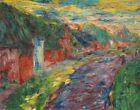 Emil Nolde Friesenhauser Canvas Print 16 x 20  #2367