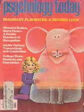 Psychology Today Magazine Imaginary Playmates September 1978 031318nonr