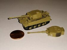 Popy 1/144 Projekt Panzer Tiger I Model H2 with standard and alternative turret