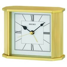 Seiko Mantel Alarm Clock    QHE173G-NEW