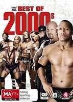 WWE: Best of 2000s (DVD) NEW & SEALED