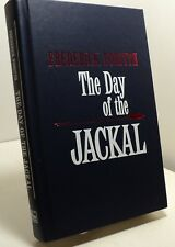 Day of the Jackal by Frederick  Forsyth - Impress - Best Mysteries of All TIme
