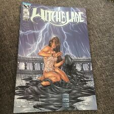 TOP COW. WITCHBLADE COMIC. J.D. SMITH. MAY 14, 1997