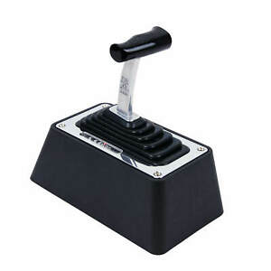 Lokar ATS6400DTM8 10 Tailmount Automatic Transmission Shifter with 8-Ball Knob for 400 Transmission