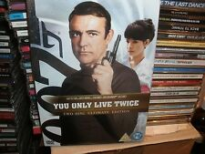 You Only Live Twice (DVD, 2008, 2-Disc Set) JAMES BOND