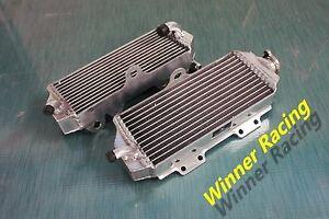aluminum radiator Yamaha YZ450F/YZ 450 F 2003-2005; WR450F 2003-2006