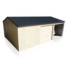 Smartbild Triple Garage Roller Doors 6m x 9m Zinc 20Yr Warranty AU Made