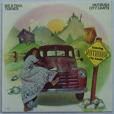 IKE & TINA TURNER Nutbush City Limits 1978 OZ EMI/Axis EX/EX