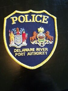 Delaware River Port Authority, Delaware police patch