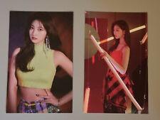 Everglow Sihyeon Reminiscence Postcard Set