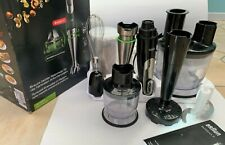 Braun MultiQuick 9 Blender & Accessories set MQ 9087X. ActiveBlade Tech