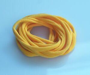 3/10 Pcs Thin Skinny Nylon Super Soft High Stretch baby Headband Hair Band Wrap