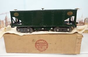 Vintage Prewar Lionel Standard Gauge No.216 Hopper Car With Original Box