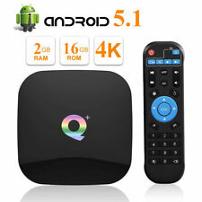 Android 5.1 Smart TV Receiver Box S905 Amlogic Quad Core 2GB + 16GB WIFI 4K HT