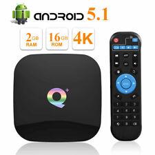 Android 5.1 Smart Tv Receiver Box S905 Amlogic Quad Core 2Gb + 16Gb Wifi 4K Ht