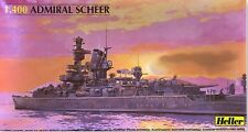 Heller 1/400 Admiral Scheer German Battleship 81045