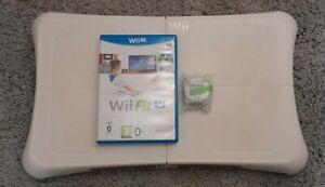 Nintendo Wii Fit U game ♡ Activity tracker Meter ♡ Wii Fit Board