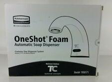 TC / Rubbermaid Commercial One Shot Automatic Foam Soap Dispenser Stock #1938171