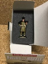 KING AND COUNTRY FOB051 BRITISH MILITARY POLICE SGT.SHOUTING