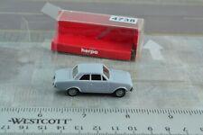 Herpa Ford Taunus 17M Grey Car 1:87 Scale HO (HO4738)