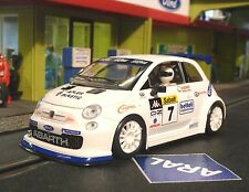 NSR Fiat 500 Assetto corse ABARTH in 1:32 anche per Carrera Evolution 800040sw