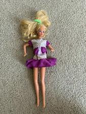 Vintage Mattel 1986 Barbie Clothing as seen Bends Knees Barbie Doll Blonde