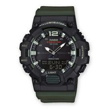 Casio Collection Uhr HDC-700-3AVEF Analog,Digital Oliv