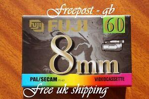 A SUPERB QUALITY FUJI P5-60 VIDEO 8mm / Hi8 VIDEO CAMCORDER TAPE / CASSETTE- NEW