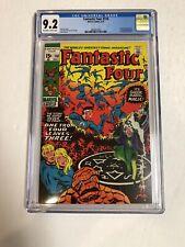 Fantastic Four (1971) # 110 (CGC 9.2 OWWP) | Stan Lee Story