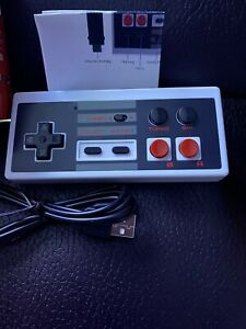 Ortz NES Classic Edition Mini Controller [Turbo Edition] Rapid Buttons for WII-