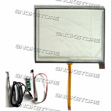 5.6 inch 4 WIRE RESISTIVE TOUCH PANEL + USB PORT CONTROLLER BOARD KIT DIGITIZER