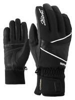 Ziener Damen Ski Handschuhe KARDA GTX PR Schwarz 7,5 M Ladies GoreTex Gloves