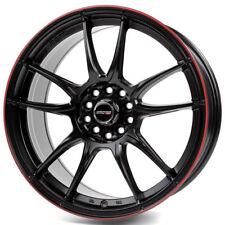 1x 17 Zoll Motec Nitro MCR1 ET40 Opel Astra J 5x105 5x115 Performance