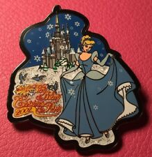 Disney Pin - Cinderella Blue Birds Mickey's Very Merry Christmas Party Le - New