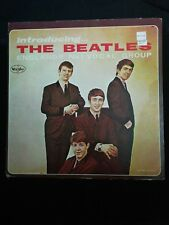The Beatles - introducing... USA LP vinilo
