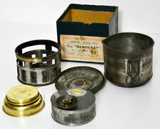 1910's Vintage patented SIRRAM Boiling Stove Set in Box - FREE Shipping [PL3245]