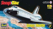 Revell [Rmx] 1:200 SnapTite Space Shuttle Plastic Model Kit 85-1188 Rmx851188