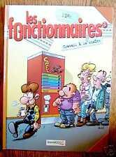 LES FONCTIONNAIRES 3 : TRAVAIL A LA CHAINE - TTBE