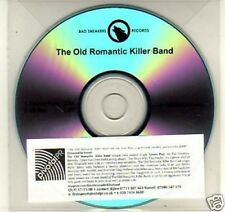 (K36) The Old Romantic Killer Band, Lovers Pass - DJ CD