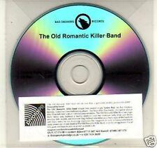 (K36) The Old Romantic Killer Band, Lovers Pass - DJ CD