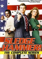Sledge Hammer!: The Complete Series [5 Discs] (DVD New)