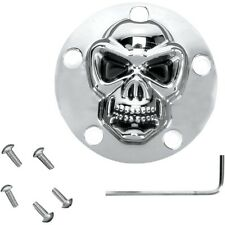 3d Skull ignición tapa Point cover, f. Harley-Davidson Twin Cam 99-hoy