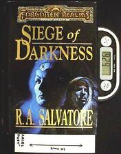 Siege of Darkness - HB 1st Ed by R A Salvatore