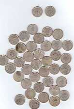 40 Pinball Machine Tokens 1930s 1940s - Circulated