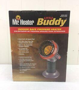 Mr. Heater 3,800 BTU Little Buddy Portable Radiant Heater