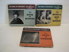 The Book of Knowledge Book of MEN & WOMEN /BOOK PAINTNG/ BOOK WONDER Ref Series